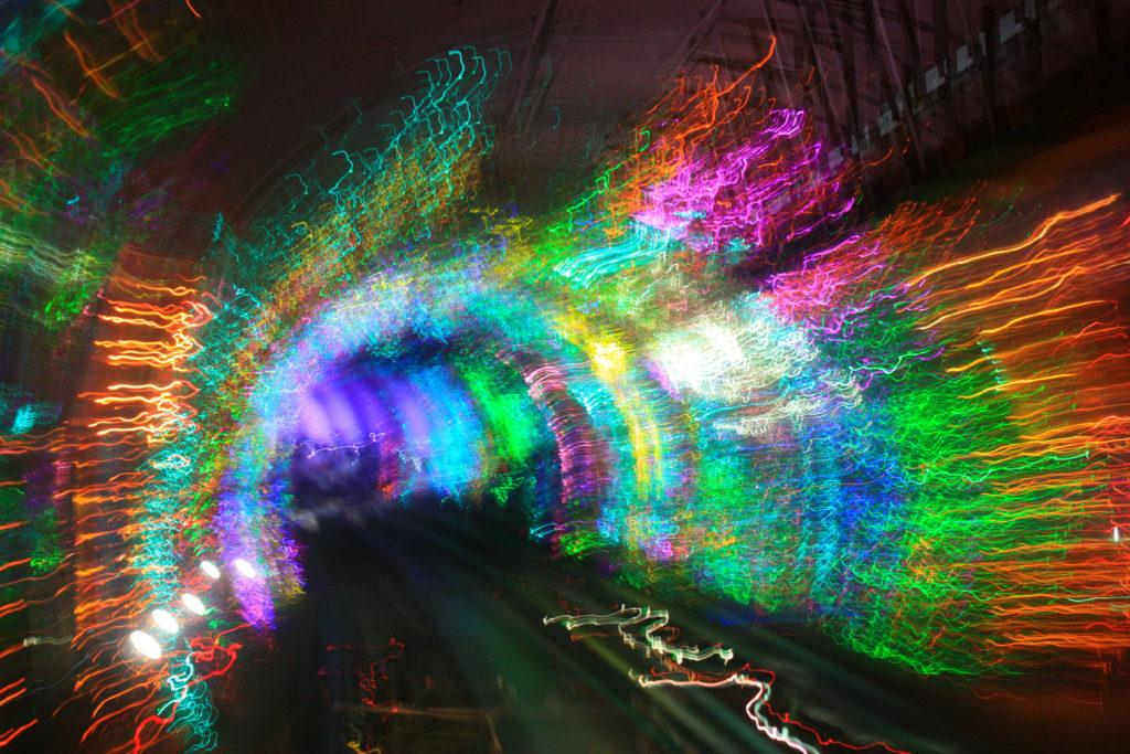 Värsta turistfällorna - shanghai tunnel