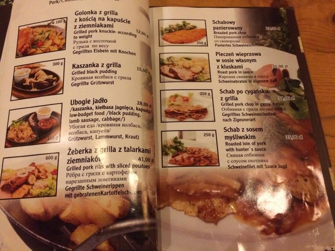 polska maten