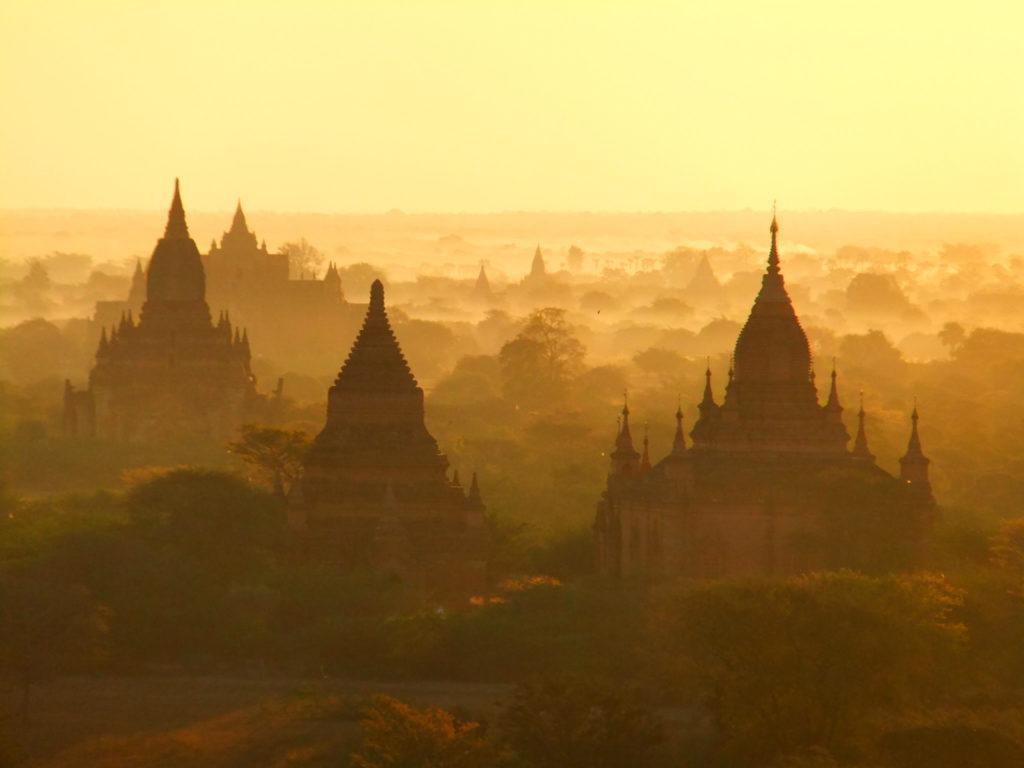 att se och göra i Burma
