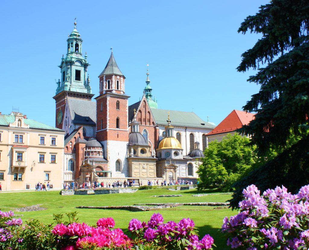 weekend i Krakow