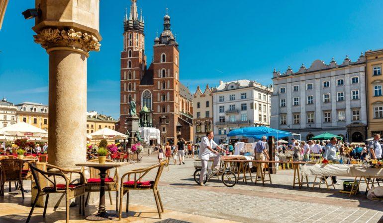 Vad ska vi se och göra i Krakow?