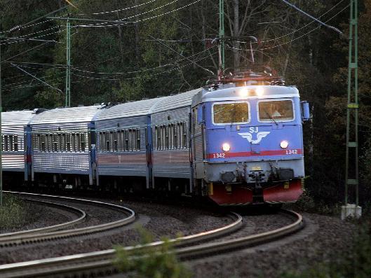 Tillbaka efter en riktig resehelg – och en liten hyllning till tåget som färdmedel