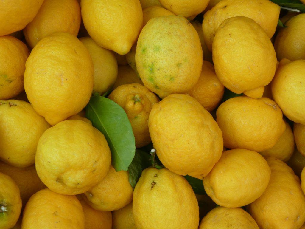 Gardasjöns mysigaste städer limone sur Garda