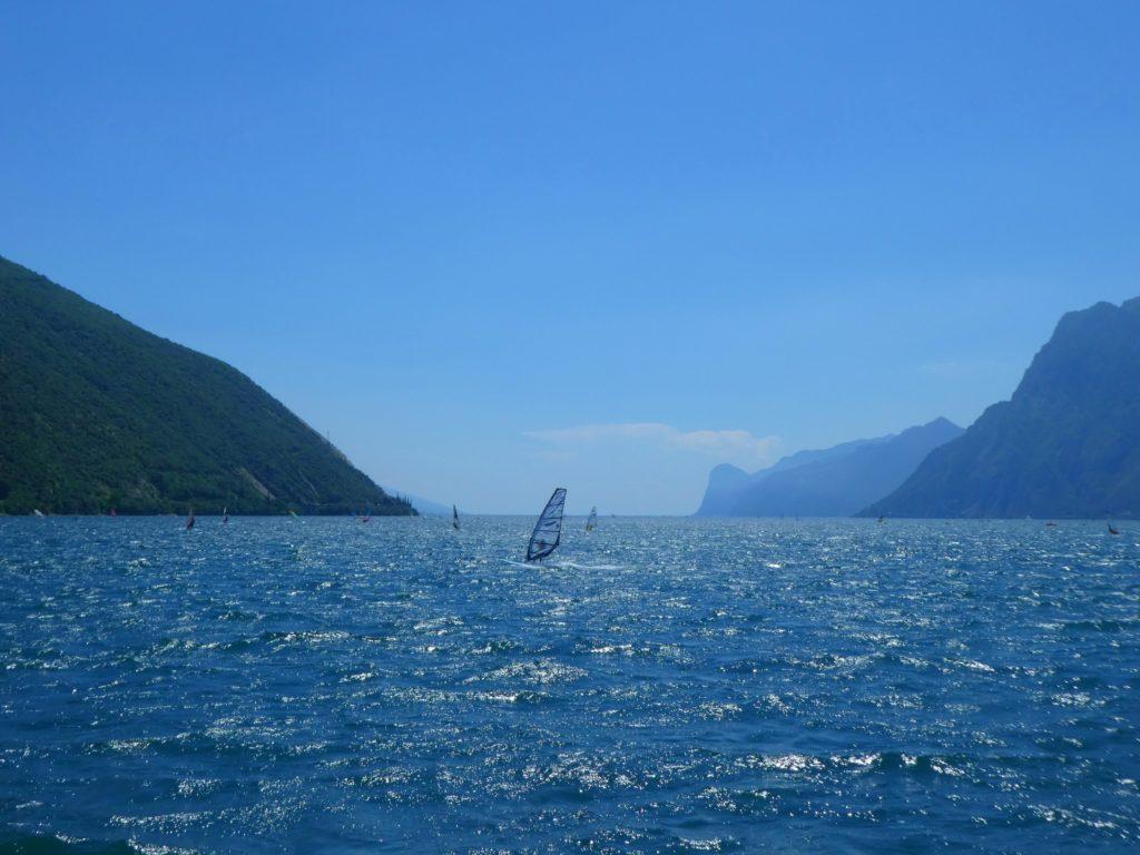 utflykter runt Gardasjön