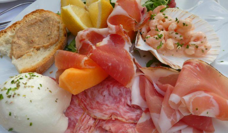 3 riktigt bra restauranger i Malcesine, Gardasjön – och det här med den italienska maten