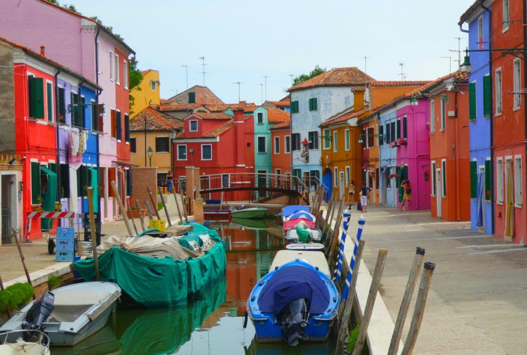 Att göra i Venedig