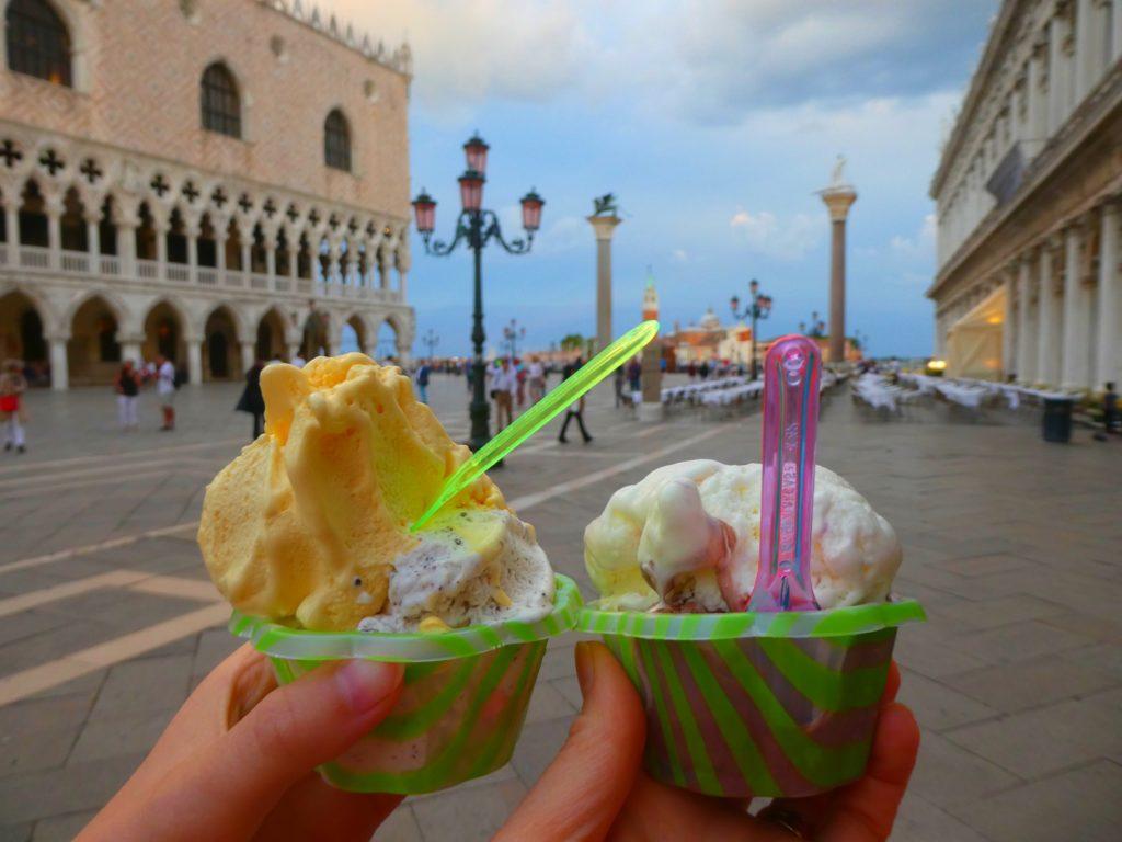sommarlista 2017 - glass i Venedig