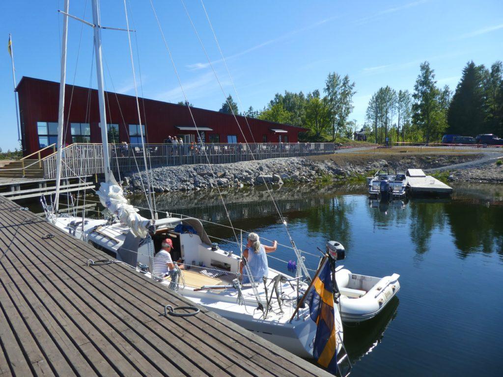 Bästa stoppen längs E4:an genom Norrland järnäsklubb
