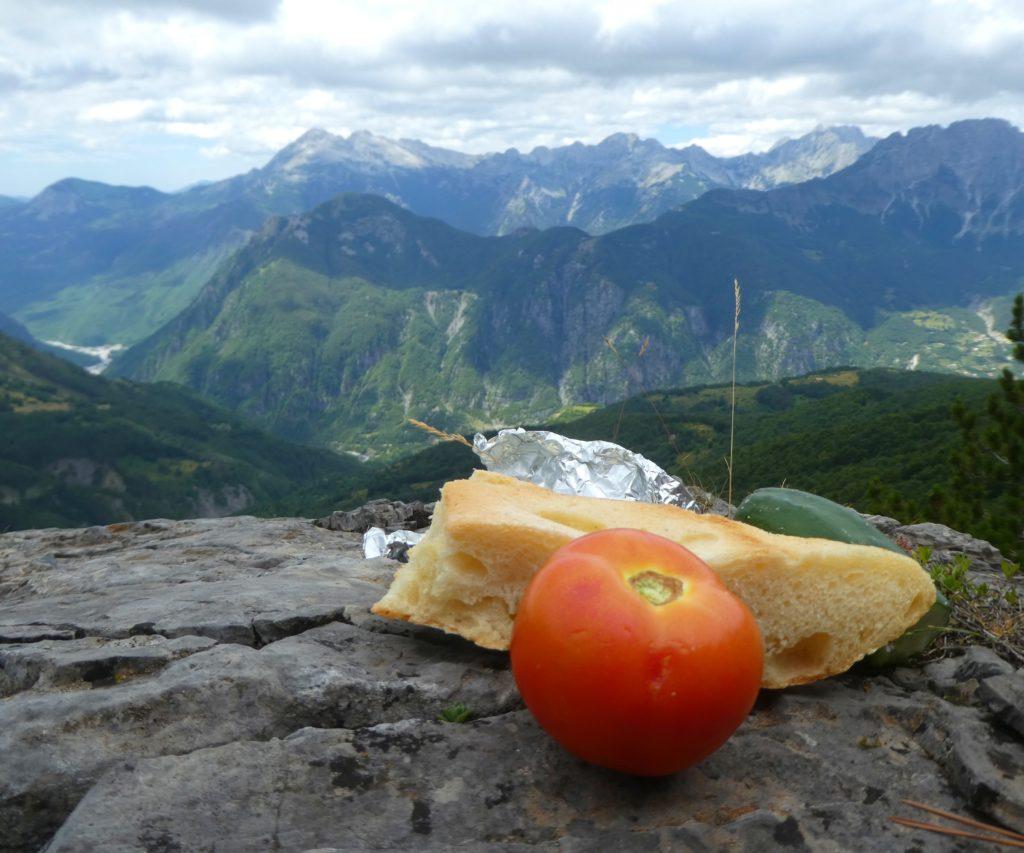 Maten i Albanien