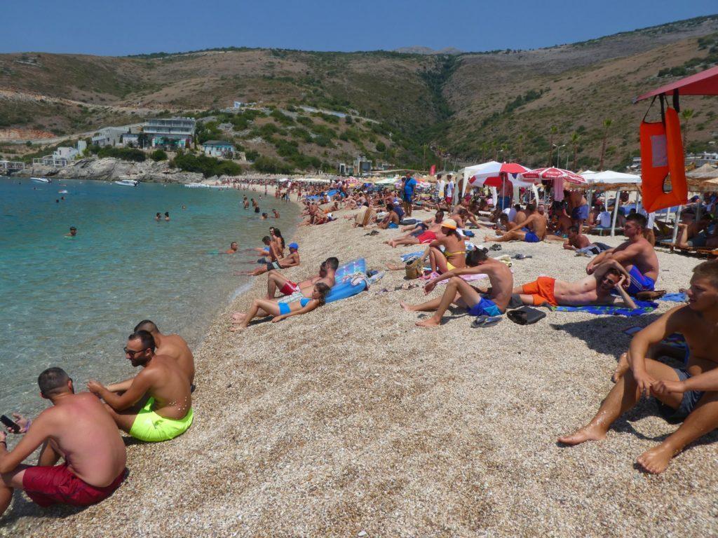 Albaniens bästa stränder - jale