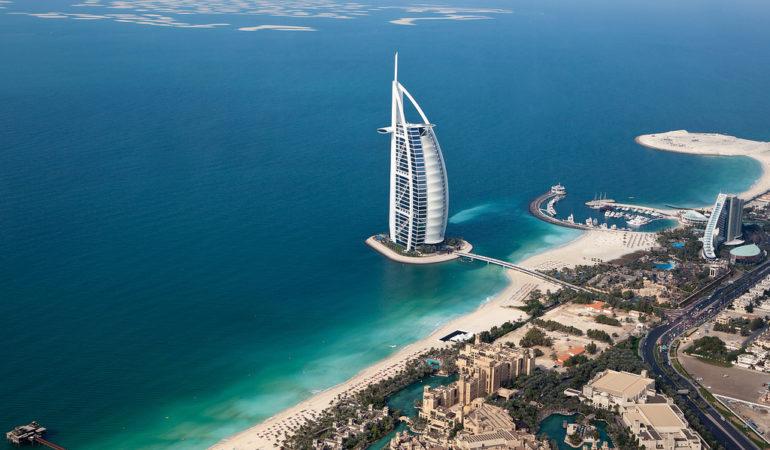 Alltså varför gör alla Dubairesenärer samma 6 grejer?