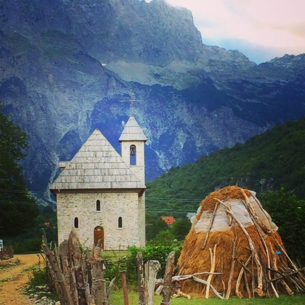 sommarlista 2017 - Theth Albanska Alperna