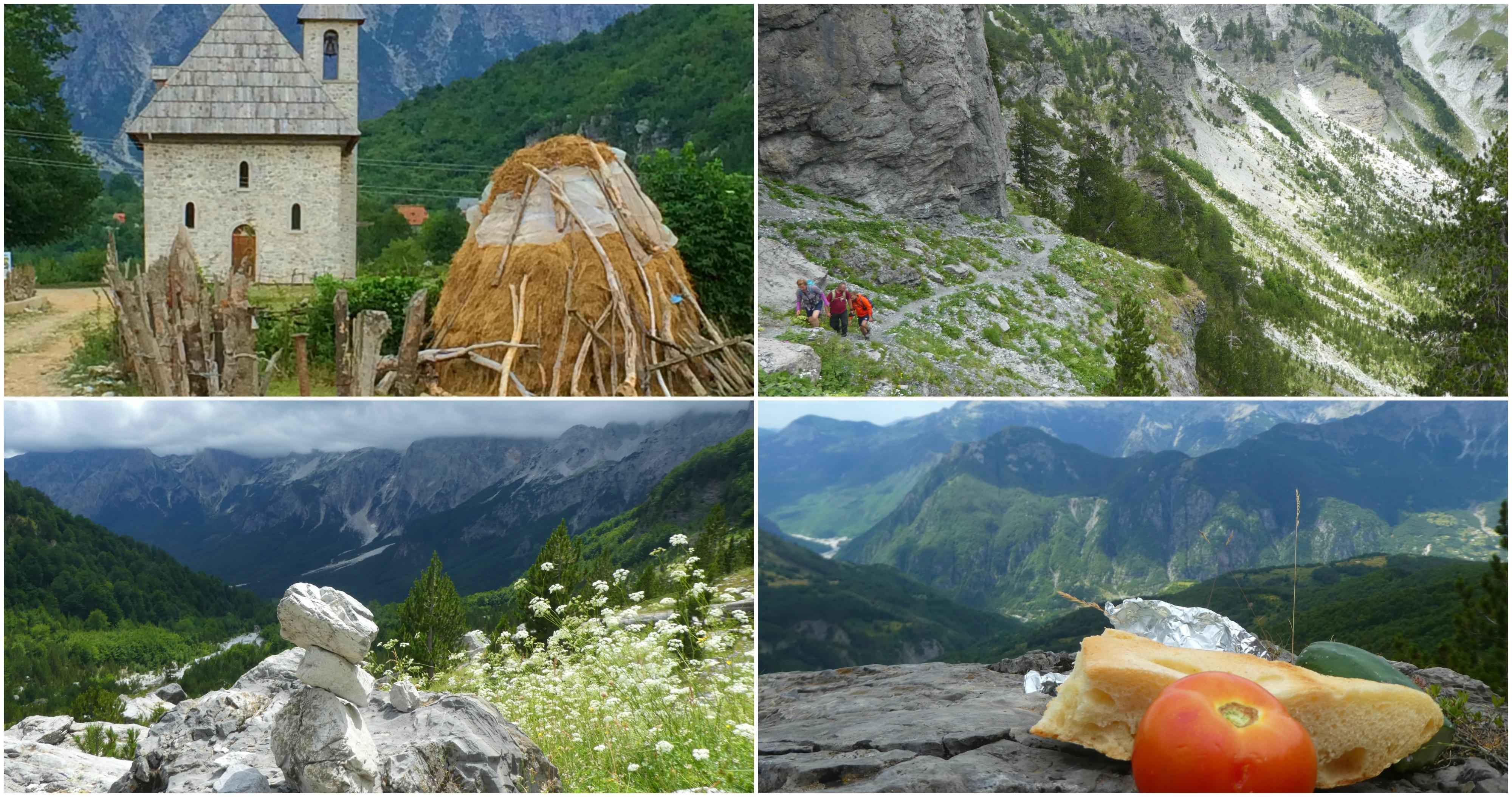 Vår vandring från Valbona till Theth i Albanska Alperna 53a92b6839c90