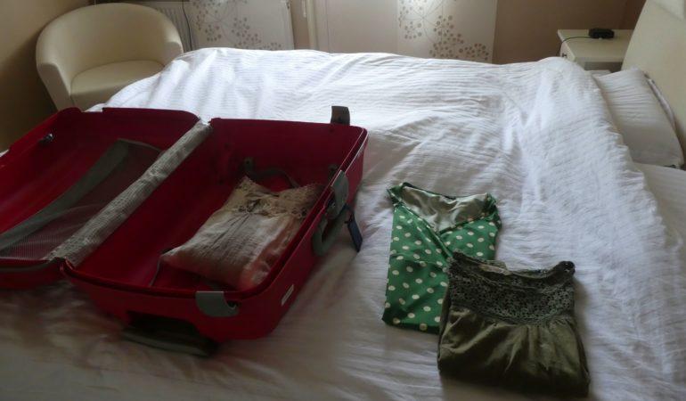 Våra bästa tips för att packa inför resan