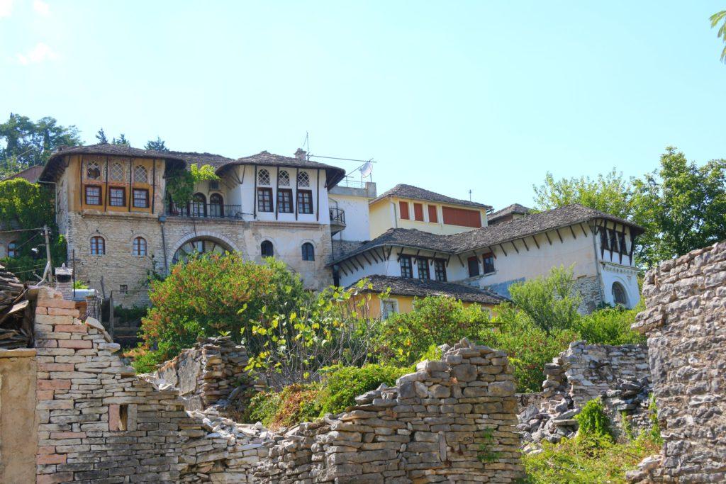 resa till Albanien