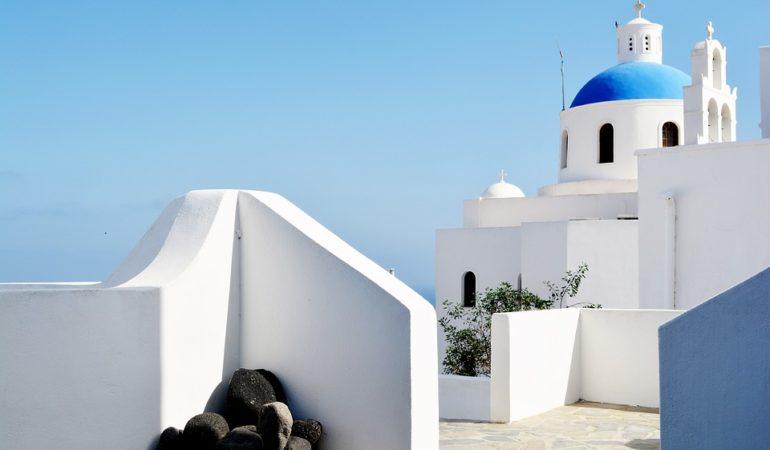Nu åker vi till Grekland – och minns Den Första Utlandsresan