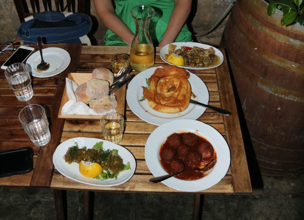 Bästa maten vi ätit på resa