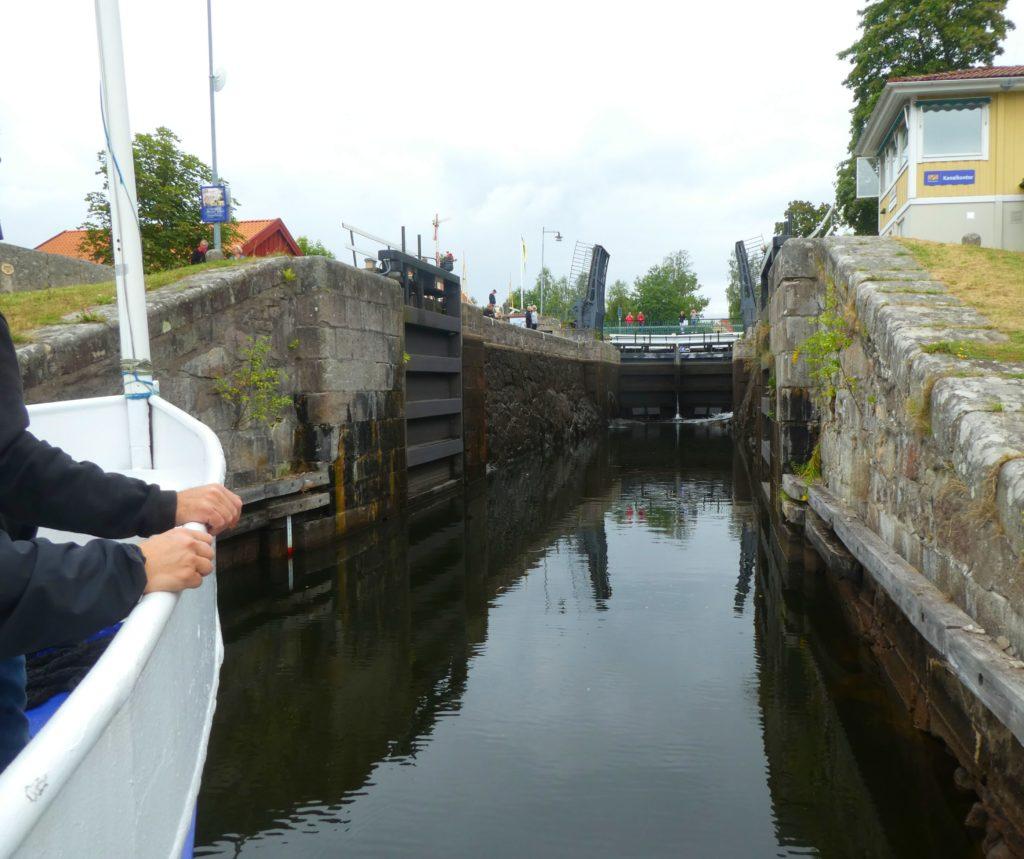 Kryssning på Göta kanal