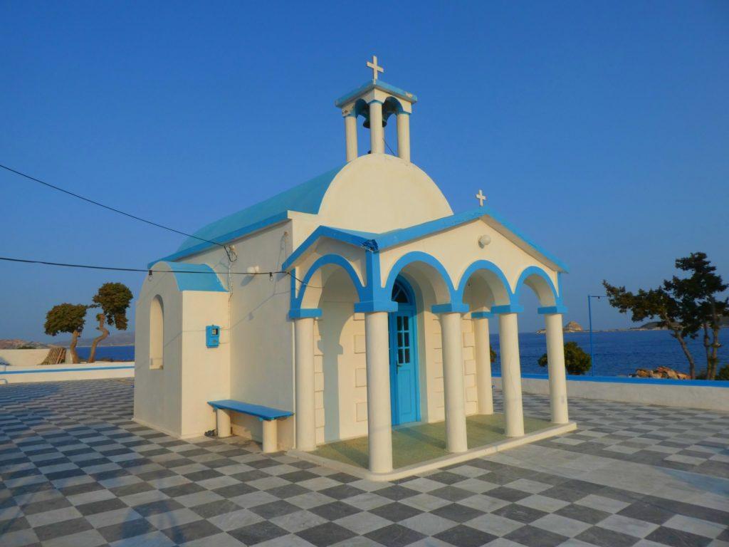 Guide till Milos, Pollonia