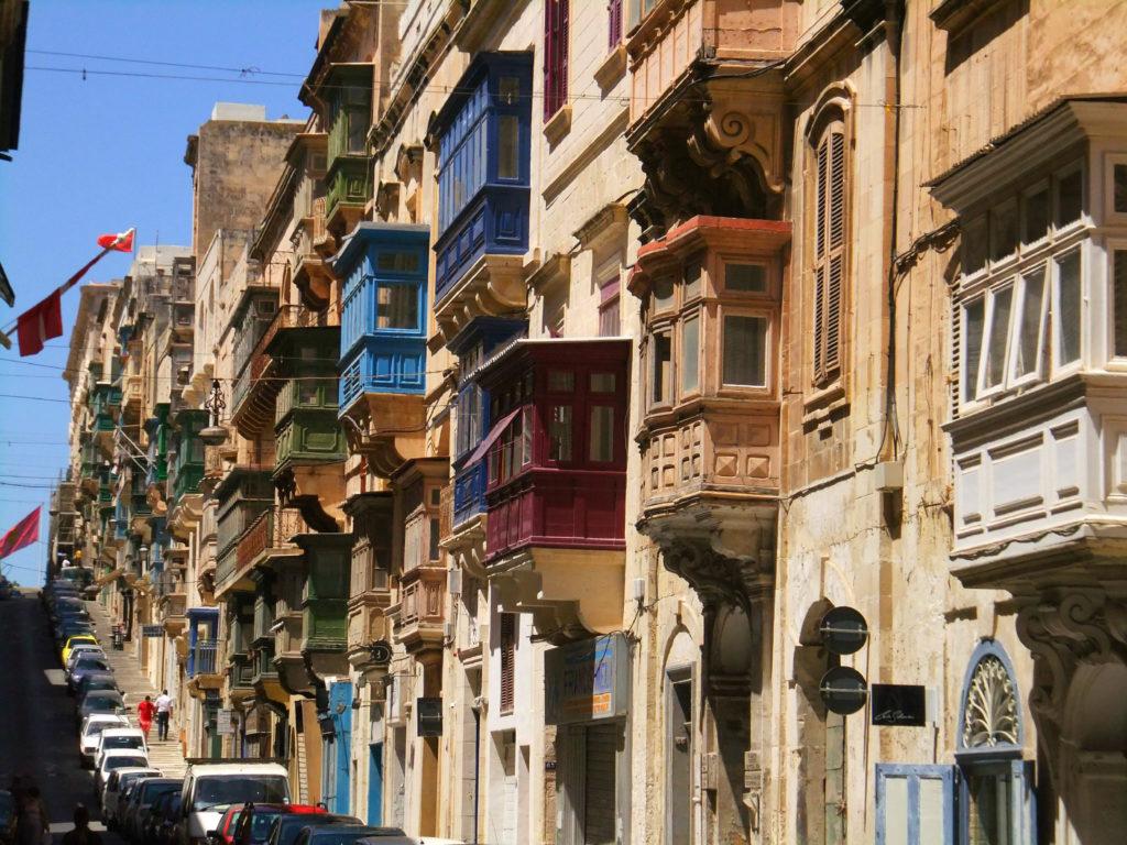 Malta - årets resmål 2018