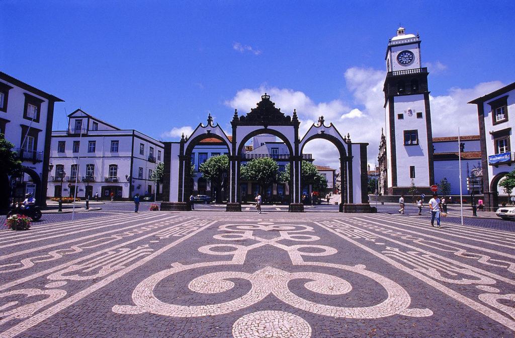 Sao Miguel Azorerna