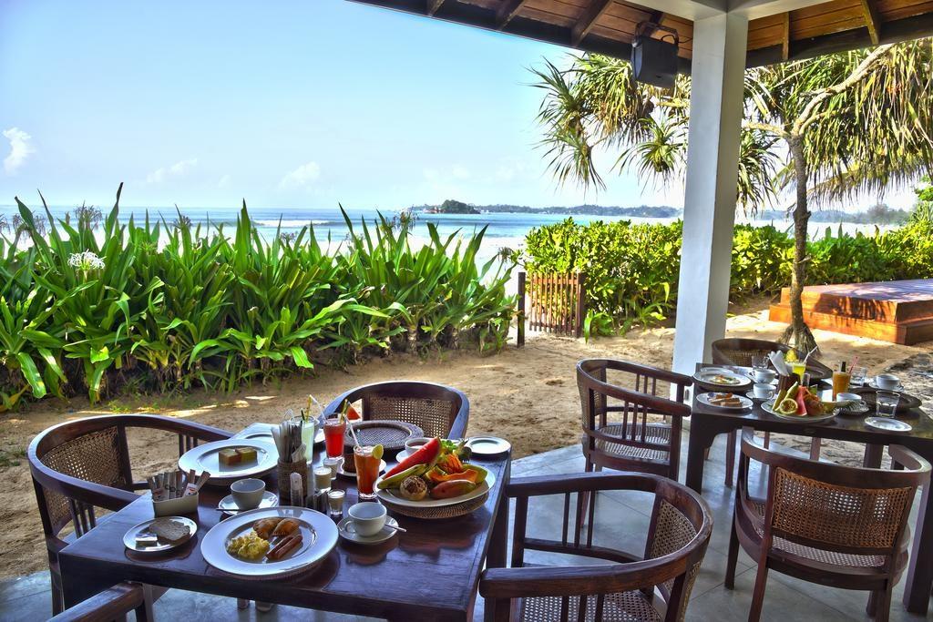 Hotell på Sri Lanka