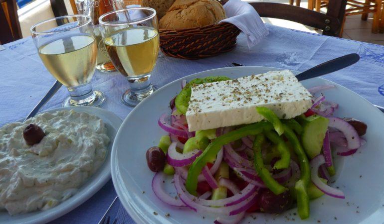 Mat i Grekland – vad finns egentligen bortanför den grekiska salladen?
