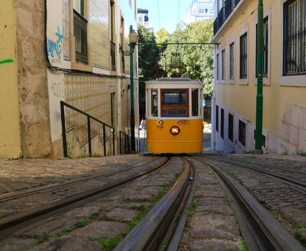 Guide till Lissabon