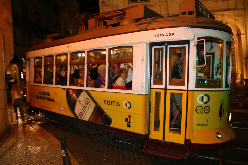 Lissabons spårvagnar