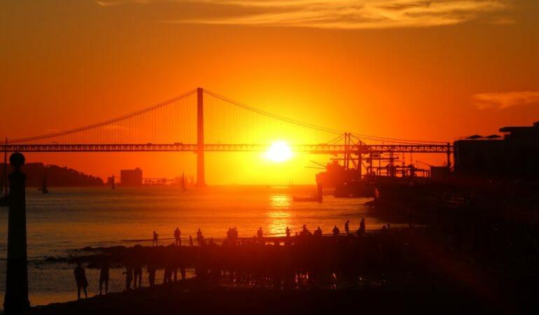 Lissabons bästa utsiktspunkter och fotospots