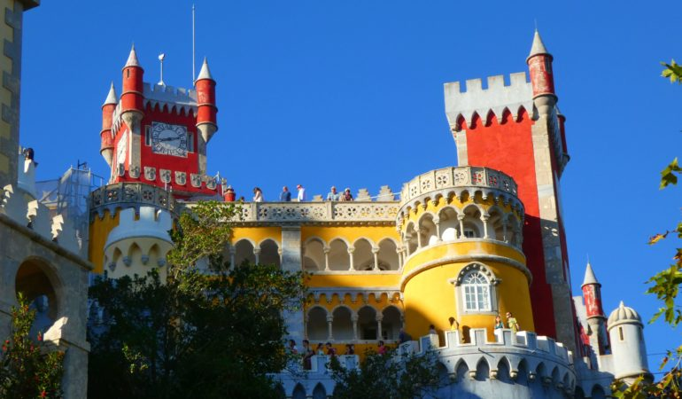Palatsen i Sintra – ytterligare en must-see-before-you-die-plats