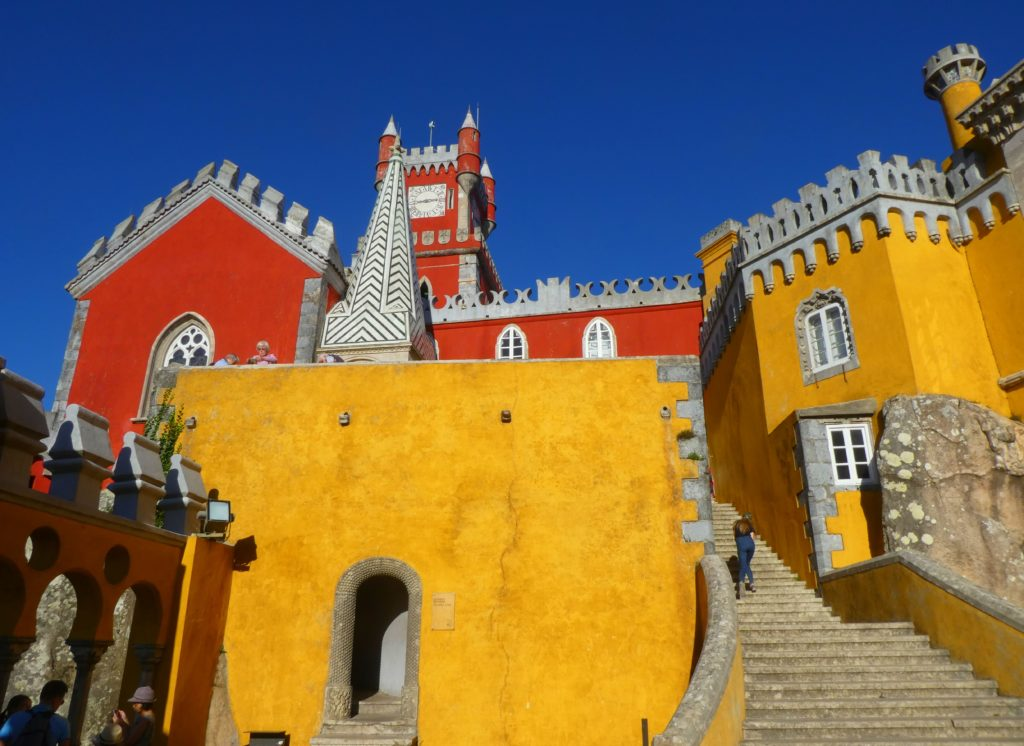 se och göra i Lissabon Sintra