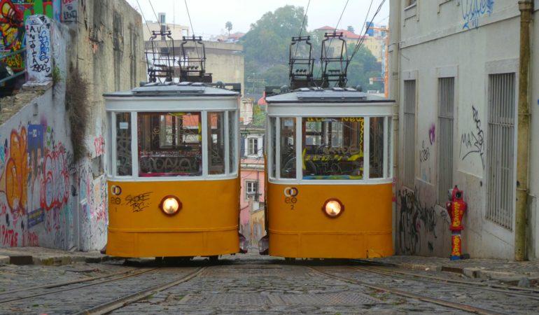 Hemma från Lissabon – kan vi ha hittat den perfekta höstlovsdestinationen?