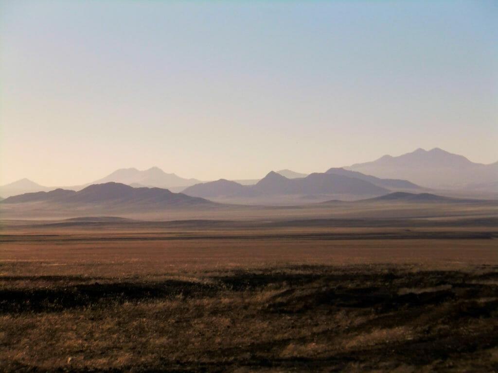 världens vackraste vägar namibia