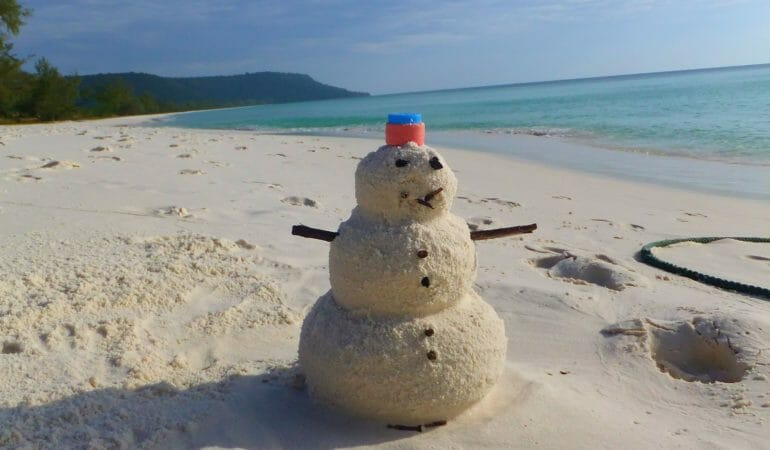Alternativa platser där jag hade kunnat tänka mig att fira jul (i stället) – 4 perfekta julresor