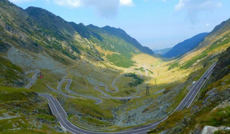 Världens vackraste vägar – som vi ser det