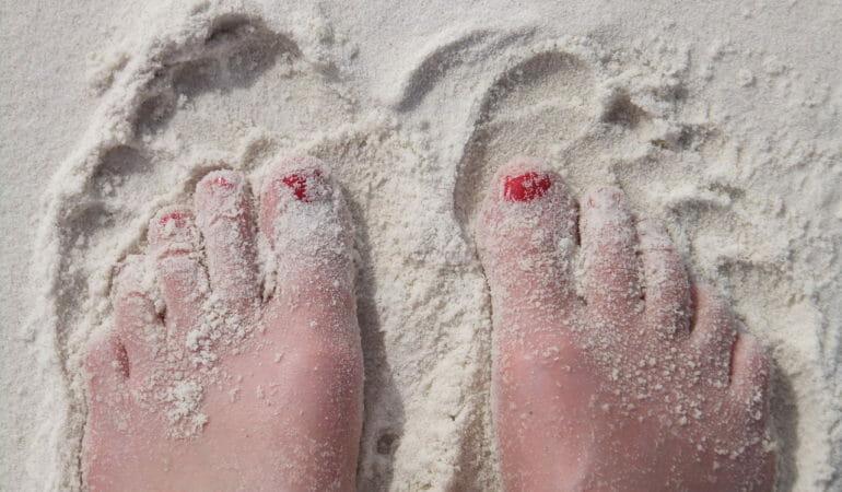 Avdelningen små otäcka djur utomlands – sandloppor, var finns de och hur skyddar man sig?