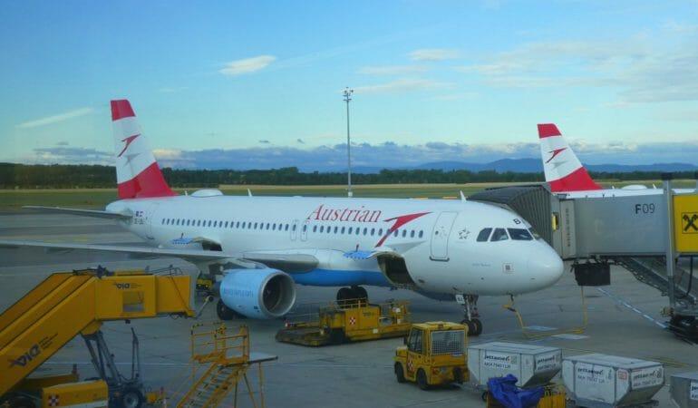 Det här med att få ersättning för missad anslutning – så här har det gått för oss med Austrian Airlines