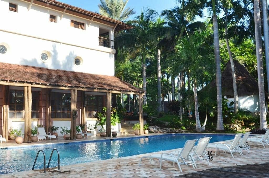 Chichen Itza - att ta sig dit - Mayaland hotel