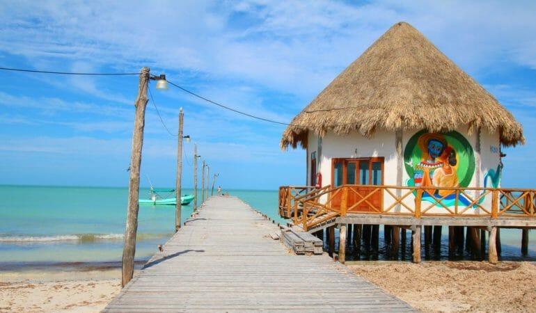 Isla Holbox – när vi äntligen hittade hem i Mexiko