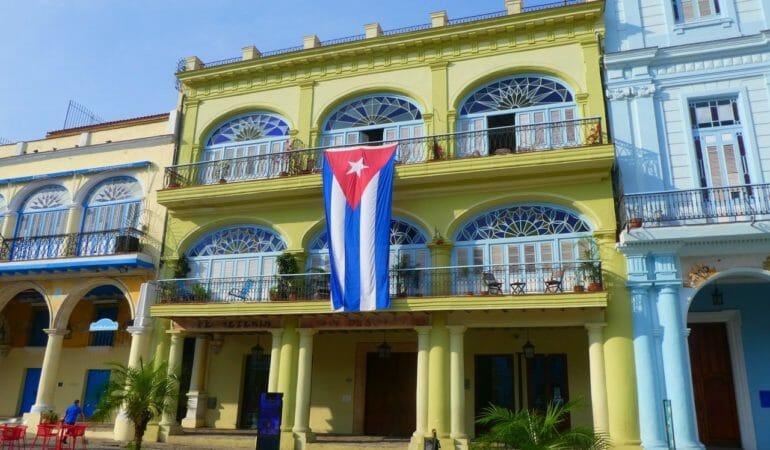 I Havanna bodde vi centralt och bra