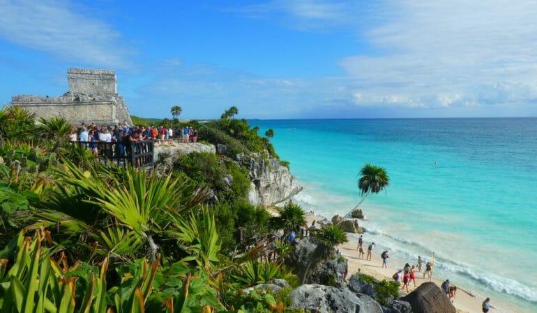 En liten guide till Mexiko ´s Mayariviera och Yucatan