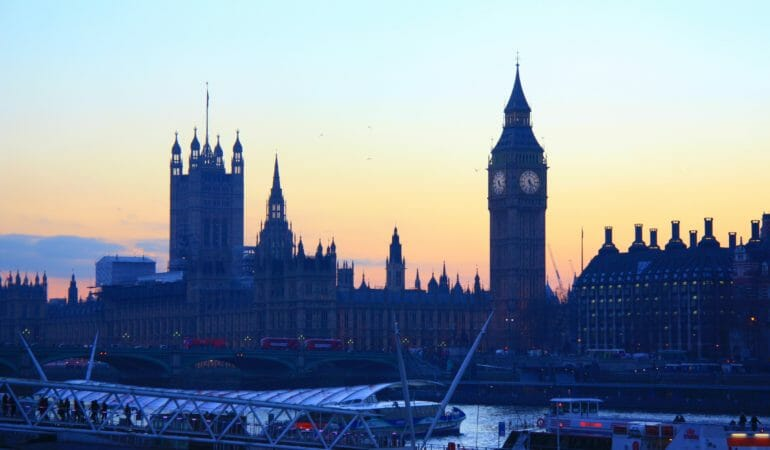 London 2016 vid mitt 4:e besök. 1986 togs inga sånna här foton!