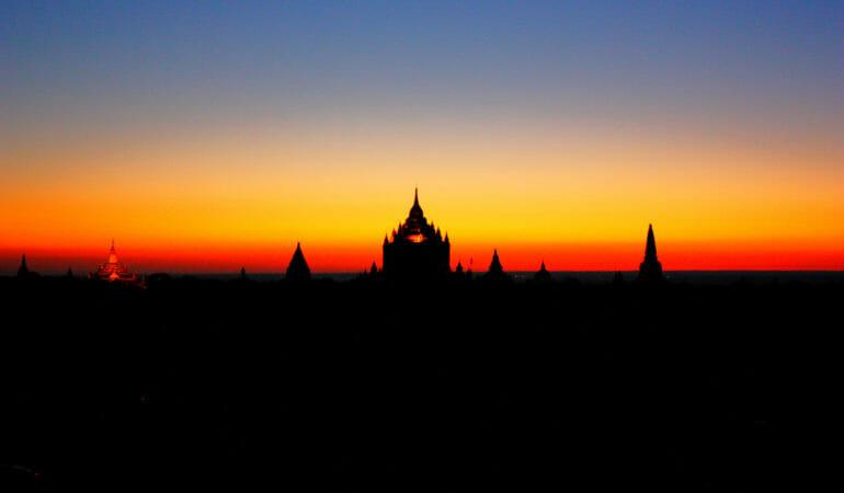 5 fantastiska platser för bästa soluppgången