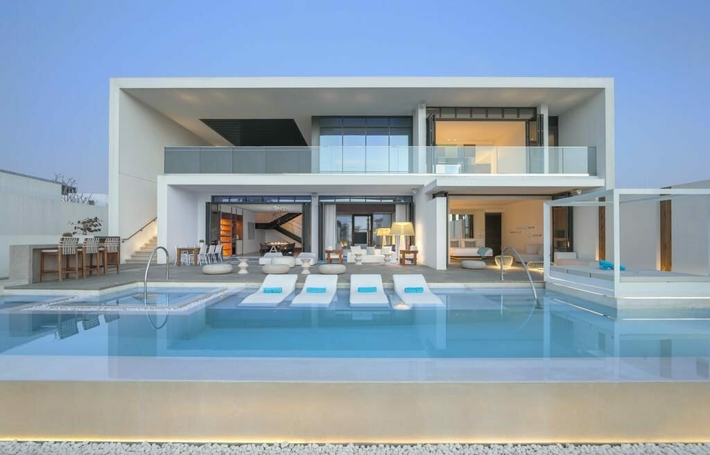 lyxiga hotell i Dubai