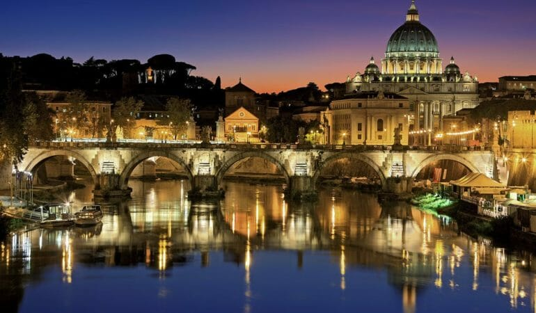 Var ska man bo i Rom? – 3 bästa områdena enligt oss