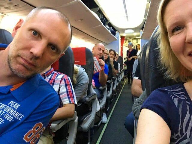 Dubai med Norwegian