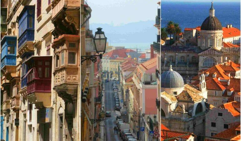 Bästa städerna för en weekend i vår – här kommer våra 5 favoriter