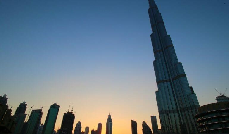 Världens högsta byggnader topp 10