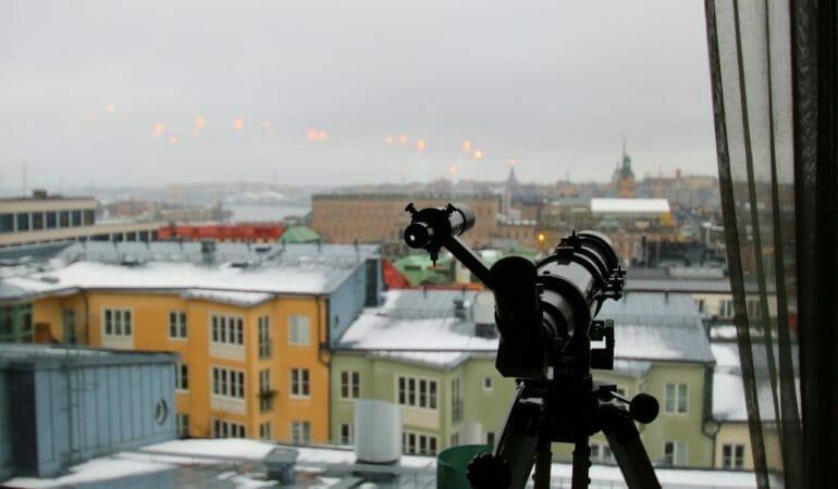 3 dagar i Stockholm – är outdoor det nya svarta?